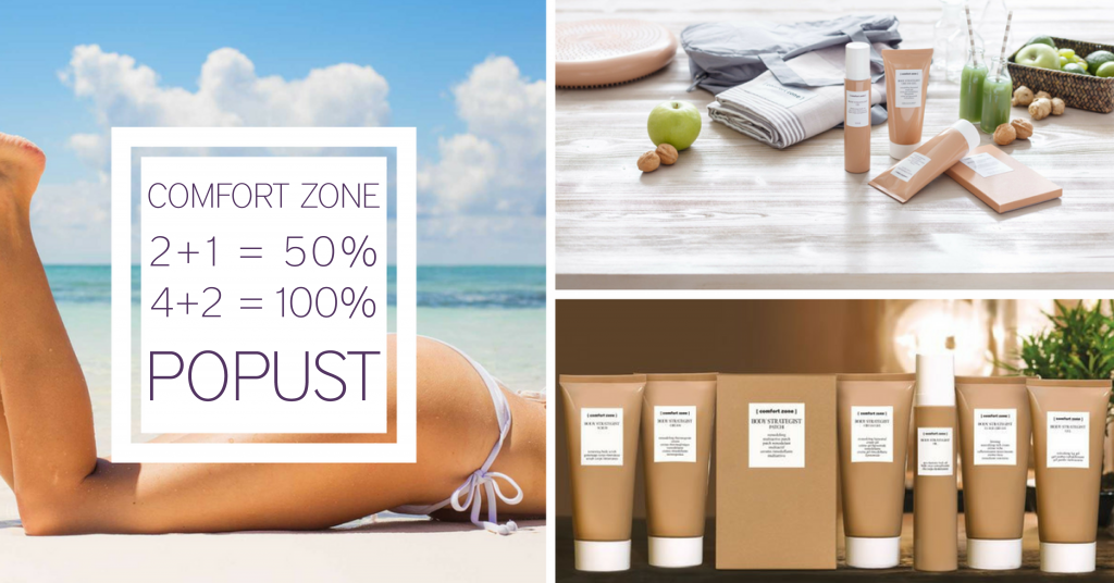 Comfort Zone i Filomena Spa Popust Paket Thermogenic Attack